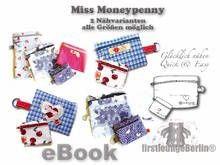 Miss Moneypenny kostenlose Pdf - Tasche für alle kleinen Lebenslagen in jeder Größe möglich *** Geldbörse Täschchen E-Book ohne Schnitt in vielen Größen und unendlich erweiterbare Börse Täschchen Utensilo