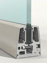 Sistema de fijación aluminio / para barandilla / perfiles de fijación