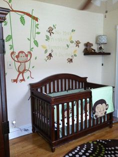 21 Best Monkey Themed Nursery Images