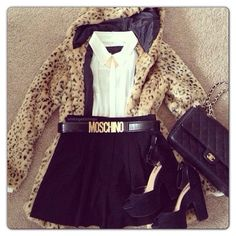 Fashion Bloggers Trend: Moschino Belt http://sulia.com/my_thoughts/f7113567-cdba-4dfa-b204-3b8862be9e79/