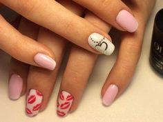 Картинки по запросу маникюр бульонки Crazy Nails, Nice Nails, Art Nails, Pedicures, Nail Ideas, Nailart, Totes, Nail Designs, Romantic