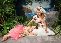 #fairy photography, sisters