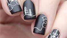 Holiday Nails Art Designs