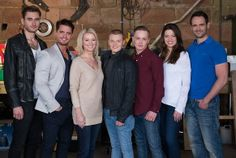 New Hollyoaks 2013 cast photo and family portraits! Waterloo Road, Hollyoaks, Tv Soap, Best Soap, Family Portraits, Favorite Tv Shows, Sexy Men, Nostalgia, It Cast