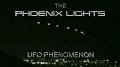 The Phoenix Lights UFO Phenomenon. Watch more UFO videos at http://www.todaysufovideos.com
