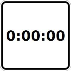 Online Timer met alarm