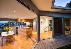 Seatoun Heights House by Parsonson Architects (10)