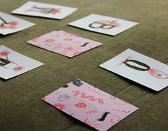 "Check out new work on my @Behance portfolio: ""ABC cards"" http://be.net/gallery/47621939/ABC-cards"