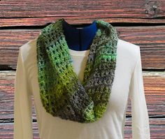 Knitting Pattern, Lace Knit Cowl Pattern by Kimberlees Korner