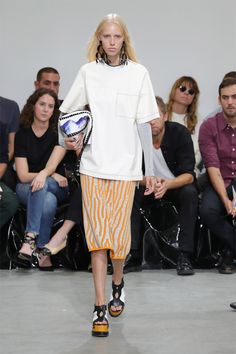 New York Fashion Week: 10 Best Looks From Proenza Schouler Spring 2017