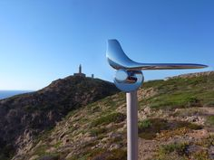 'twitty' colombo door handle enjoys sardinia's cliffs