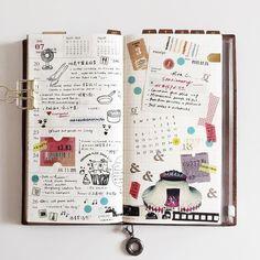 Cutest Diary Eveeeeeeeeeeeeeeeeeeer I wonder how somebody can do something so cool looking. Bullet Journal Inspo, Journal Diary, Scrapbook Journal, Travel Scrapbook, Cute Diary, Wreck This Journal, Journal Inspiration, Journal Ideas, Smash Book