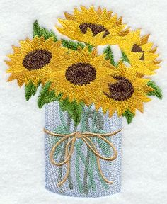 Machine Embroidery Designs at Embroidery Library! - Color Change - H6021