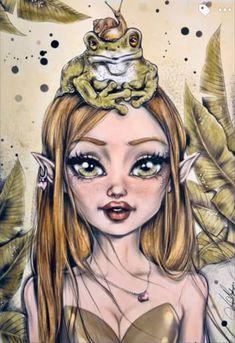 Fantasy World, Fantasy Art, Mythological Creatures, Fairy Art, Prismacolor, Nymph, Colouring Pages, Mythology, Pdf