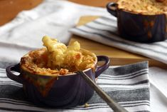 london bakes | spicy macaroni cheese