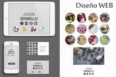 diseño de paginas web de diferentes sectores.
