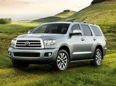 2012 Toyota Sequoia in NC    http://blog.toyotaofnorthcharlotte.com/2012/n-charlotte-offers-2012-toyota-sequoia-to-busy-nc-families/#