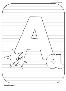 #paidopoula 🤗😄😊: Αφίσες γραμμάτων για το καλοκαίρι Too Cool For School, Preschool Worksheets, Letters, Teaching, Education, Cool Stuff, Blog, Crafts, Early Education