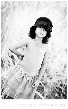 gorgeous little girl pic!