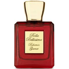 BELLA BELLISSIMA Bohemia garnet eau de parfum 50ml (£190) ❤ liked on Polyvore featuring beauty products, fragrance, perfume, beauty, makeup, perfume fragrances, flower perfume, eau de perfume, eau de parfum perfume and blossom perfume