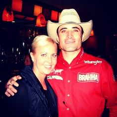 This #throwbackthursday is in honor of @teampbr heading to my neck of the woods! Took this pic w/ World Champion Bull Rider Guilherme Marchi in Columbus, OH a few years ago. #pbr tour & #quarterhorsecongress in one week! Good luck in AZ @guilhermemarchi See you this weekend  #bullriding #bullrider #bullriders #guilhermemarchi #8seconds #builtfordtough #cowboy #cowboys #cowgirl #cowgirlstyle #cowgirlboots #cowgirlup #tbt