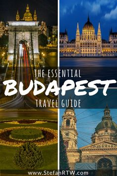 Budapest, the lovely capital of Hungary, is full of so many different awesome things to do, places to explore, and foods to try out! In this super helpful Budapest travel guide I cover everything you need to know about things to do in Budapest and much more! Make sure to click to check out this Budapest travel guide to make the most of your trip to the beautiful Hungarian capital!
