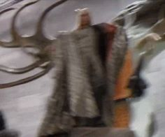 "Because CLOAK. | 19 Reasons Thranduil Is The Real Star Of ""The Desolation Of Smaug"""