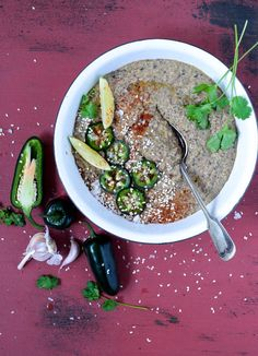 Vanløse blues.....: Smoky spicy blackbean hummus
