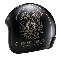 Knucklehead helmet
