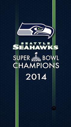 Super Bowl champs- Seattle Seahawks