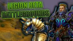 cool DIVINE STEED JUGGLE - WoW Legion Beta Prot Paladin PvP Gameplay