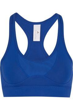 27d54a9648 Adidas by Stella MCCartney Blue Sports Bras