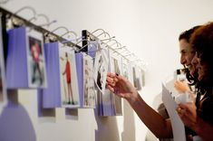 CHOOSE, TAKE OUT, KEEP interactive exhibition by Michal Granit | MOCO Vote