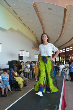 High Fashion, Fashion Show, Fashion Design, Charity, Parachute Pants, African, Couture, High Fashion Photography, Haute Couture