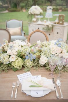 Spring inspiration: http://www.stylemepretty.com/living/2015/03/11/french-inspired-baby-shower/ | Photography: KLK - http://www.klkphotography.com/