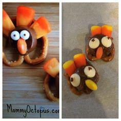 A bugged out turkey dessert is a #pinterestfail