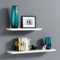 Latest Floating Wall Shelves