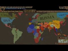 EU4 Extended Timeline Timelapse: World War II - YouTube Timeline, Games To Play, War, Youtube