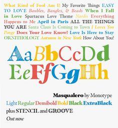 Monotype - Maqualero