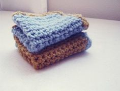 crochet washcloths for mom