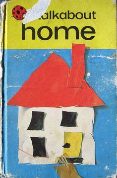 Ladybird Books - Talkabout Home
