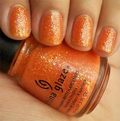 China Glaze:  Dreamsicle