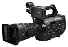 Sony PXW-FS7 - One of our most popular cameras!