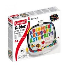 Quercetti Magnetic Letter Tablet -- Want additional info? Click on the image.