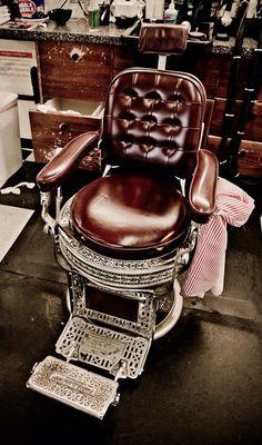 Barber.