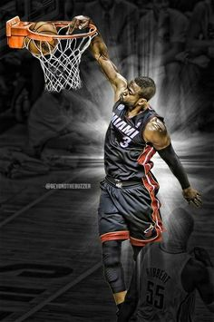 D Wade second best player in the NBA Miami Heat Basketball, Nba Miami Heat, Basketball Design, Love And Basketball, Nba Players, Basketball Players, Dwyane Wade Wallpaper, American Airlines Arena, Heat Fan