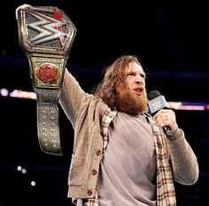 The new Daniel Bryan Wrestling Superstars, Wrestling Wwe, Daniel Bryan Wwe, Wwe Champions, Brock Lesnar, Randy Orton, Aj Styles, John Cena, Wwe Wrestlers