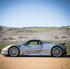 Porsche 918 Weissach #porschecarreragt2017
