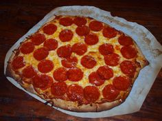 Yummy Pizza Crust Recipe