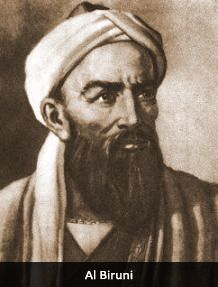 Al-Biruni, was an Iranian scholar and polymath from Khwarezm — a region which encompasses modern-day western Uzbekistan, and northern Turkmenistan. Al-Biruni is regarded as one of the greatest scholars of the medieval Islamic era and was well versed in physics, mathematics, astronomy, and natural sciences, and also distinguished himself as a historian, chronologist and linguist. He studied almost all fields of science and was compensated for his research and strenuous work.